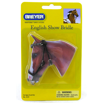 English Show Bridle Accessory