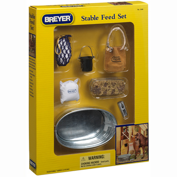 Stable Feed Set Accessory Pack