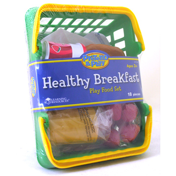 Pretend & Play Healthy Set