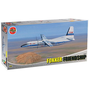 Fokker F-27 Friendship 1:72