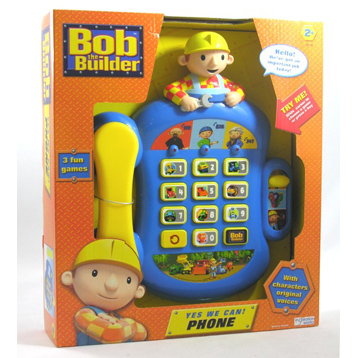 Roleplay | Bob the Builder Yes We Can Phone