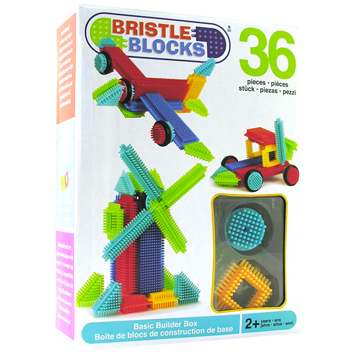 Basic Builder Box (36 or 56 Piece)