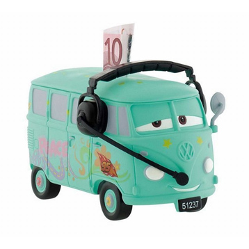 Cars 2 Fillmore Money Bank