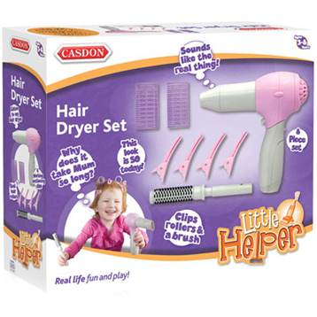 Little Helper Hair Dryer Kit