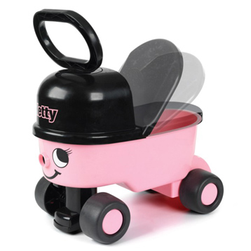 Little Driver Hetty Sit n Ride