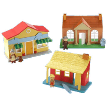 Playsets | Ready Steady Build