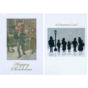 Malton Dickens Society Christmas Card Pack