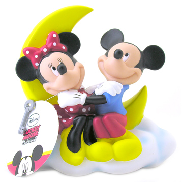 Mickey & Minnie Mouse Money Bank
