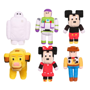 Crossy Road 6 Inch Plush (Series 1)