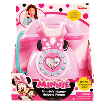 Minnies Happy Helpers Phone