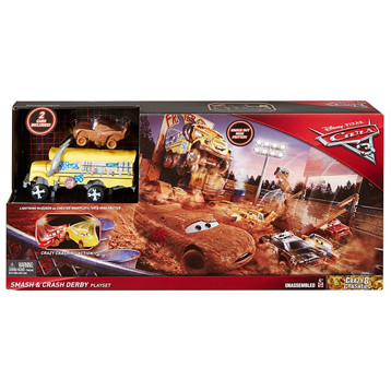 Smash & Crash Derby Playset