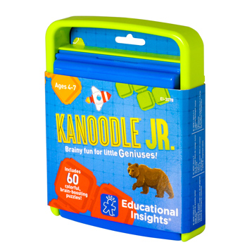 Kanoodle Junior Puzzle Game