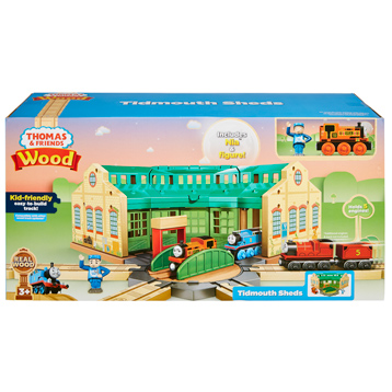 93b55b2140c5 Thomas & Friends Wood Tidmouth Sheds