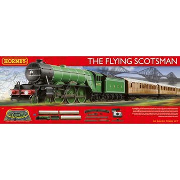 The Flying Scotsman Train Set R1167