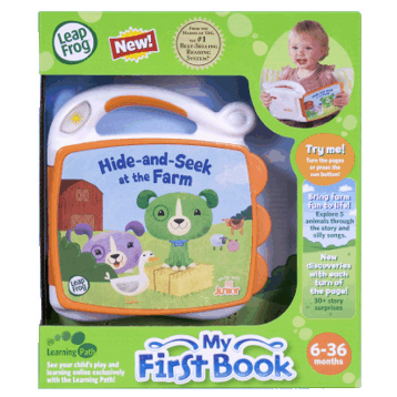 My First Book - Scout on the Farm