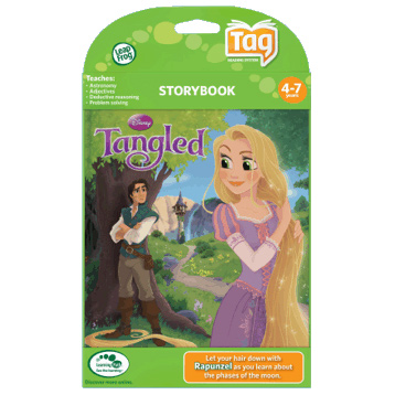 Disney Tangled Storybook