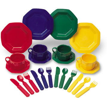 Pretend & Play Dishes
