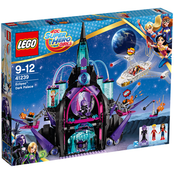 DC Super Hero Girls Eclipso Dark Palace