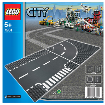 Lego T-Junctions
