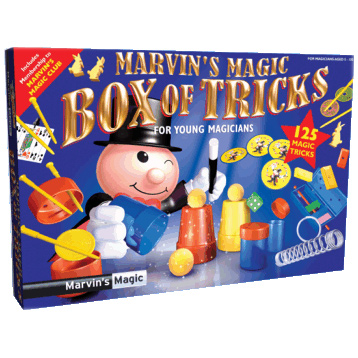 Marvin's Magic Box of Tricks