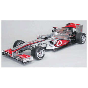 McLaren-Mercedes MP4-25 Model Set