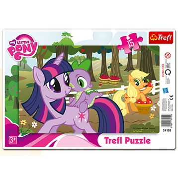 My little Pony 15 Piece Jigsaw