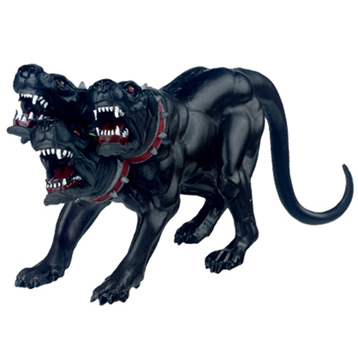 Fantasy World Cerberus Figure