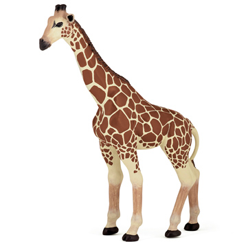 Wild Animal Kingdom Giraffe Figure