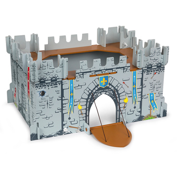 The Medieval Era My First Castle Playset
