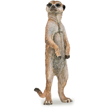 Wild Animal Kingdom Meerkat Figures