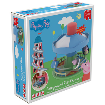 Peppa Pig Fairground Ride