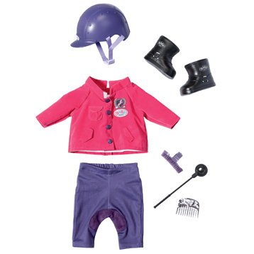 Pony Farm Deluxe Riding Set