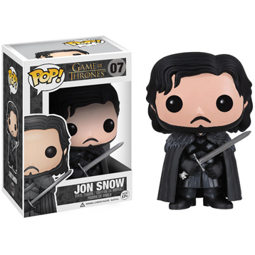 Game Of Thrones Jon Snow Vinyl Figure