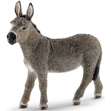 Farm World Donkey, Adult Figure