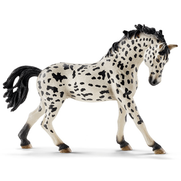 Horse Club Knabstrupper Mare Figure
