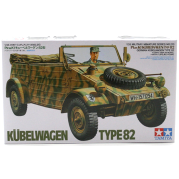 Kübelwagen Type 82 (Scale 1:35)