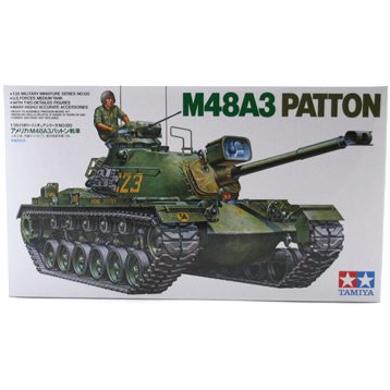 M48A3 Patton Tank (Scale 1:35)