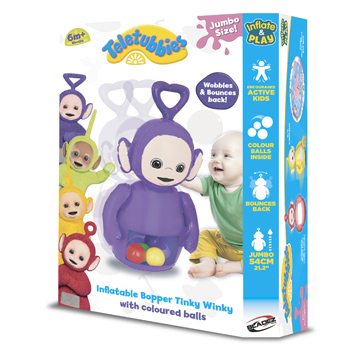 Inflatable Bopper Tinky Winky
