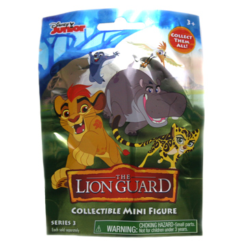 The Lion Guard Collectable Mini Figures (Series 3)