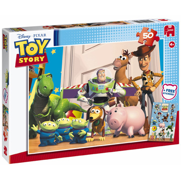 Toy Story 50 Piece Puzzle