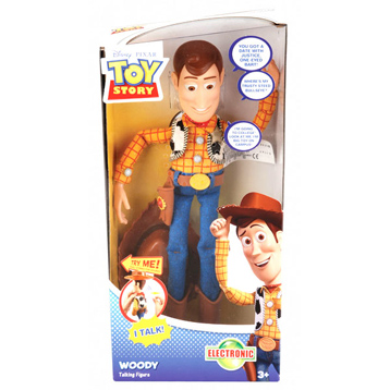 Toy Story Talking Sheriff Woody From Mattel Wwsm