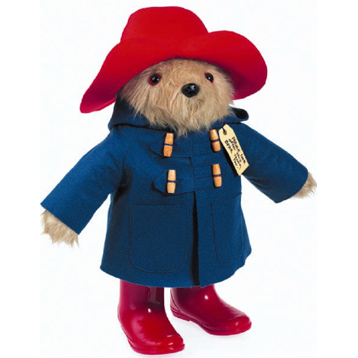 Traditional Paddington Bear