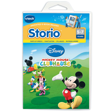 Storio Mickey Mouse Clubhouse Software