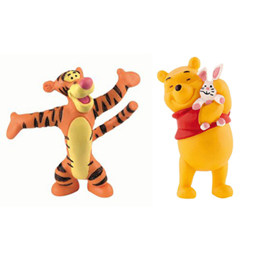 Winnie the Pooh and Friends Figures